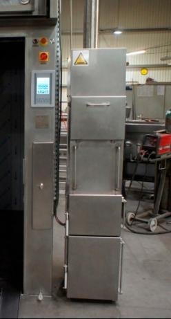 дымогенератор, холодное копчение